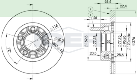 Product 78BD7924-1 - Web Catalogo